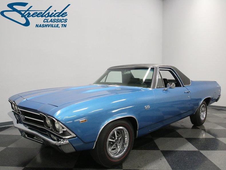 1969 Chevrolet El Camino $29,995