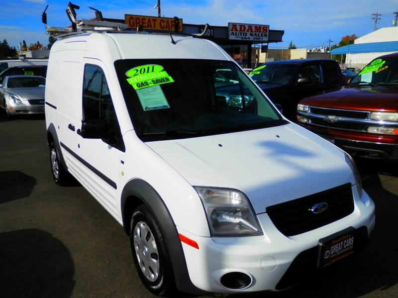 2011 Ford Transit Connect XLT 4dr Cargo Mini-Van w/Rear Glass