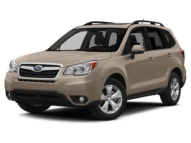 2015 Used Subaru Forester 4dr CVT 2.5i Limited Pzev For Sale in Moline IL | Serving Quad Cities, Davenport, Rock Island or Bettendorf | PS17300