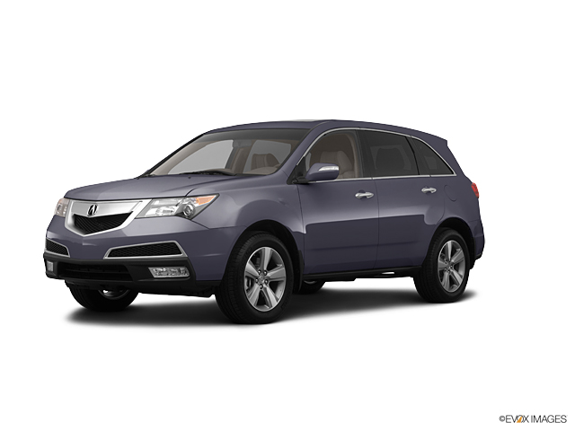 Used 2012 Acura MDX AWD with Advance Package