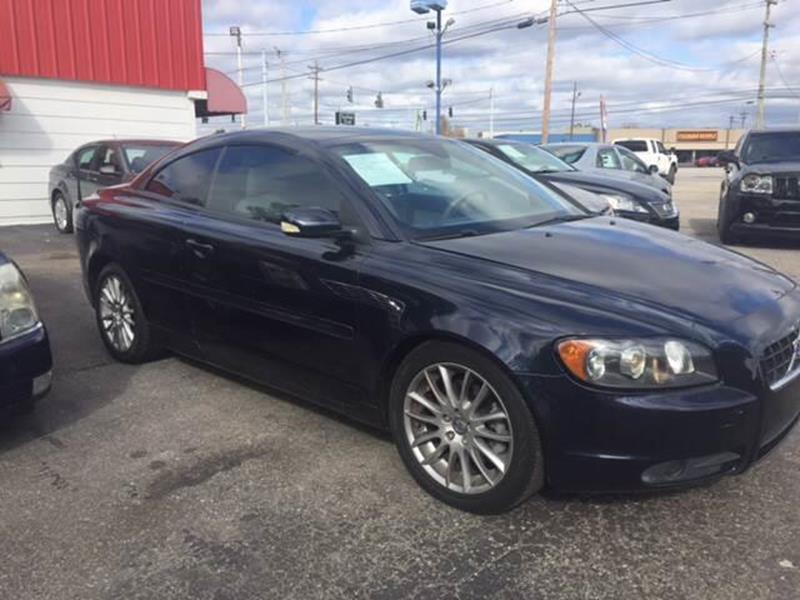 2007 Volvo C70 T5 2dr Convertible