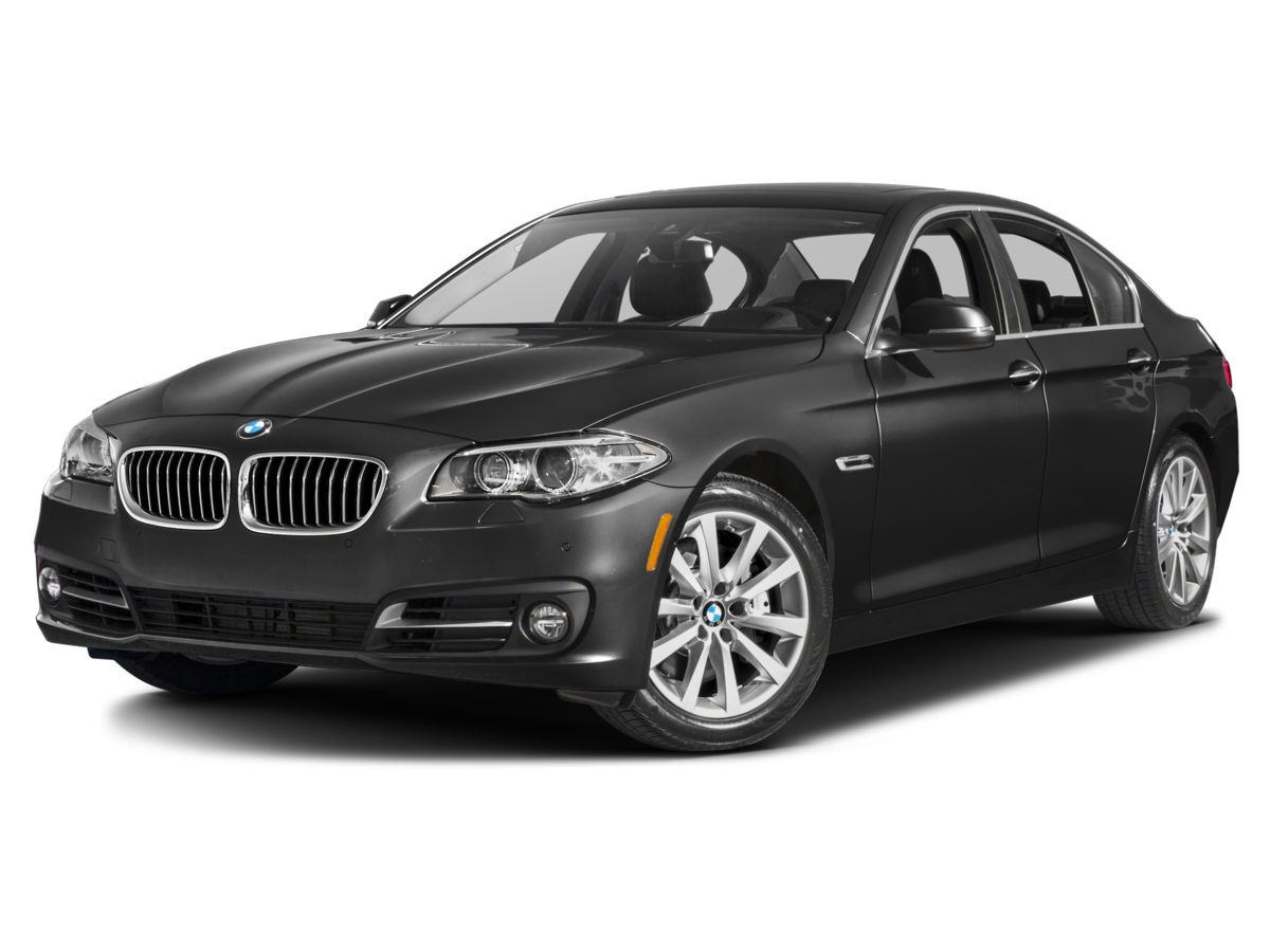 Certified Pre-Owned 2016 BMW 5 Series 535i RWD 4D Sedan