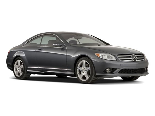 Pre-Owned 2009 Mercedes-Benz CL 63 AMG® RWD With Navigation