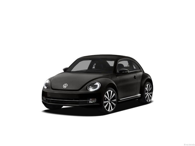 2012 Volkswagen Beetle 2.0T Turbo 2dr Cpe Man Hatchback in Columbus