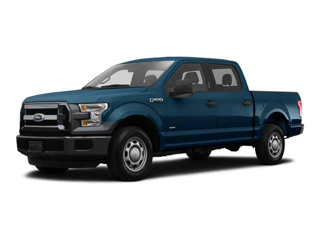 2016 Ford F-150 XLT 4WD Supercrew 145 Truck SuperCrew Cab in Columbus