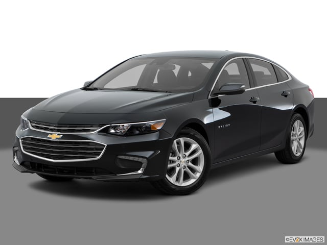 Used 2016 Chevrolet Malibu 1LT Sedan Automatic Front-wheel Drive in Chicago, IL