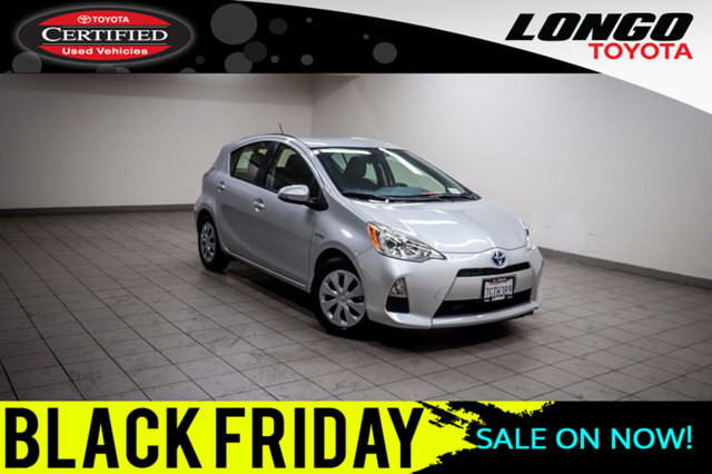 Used 2014 Toyota Prius c Two in El Monte