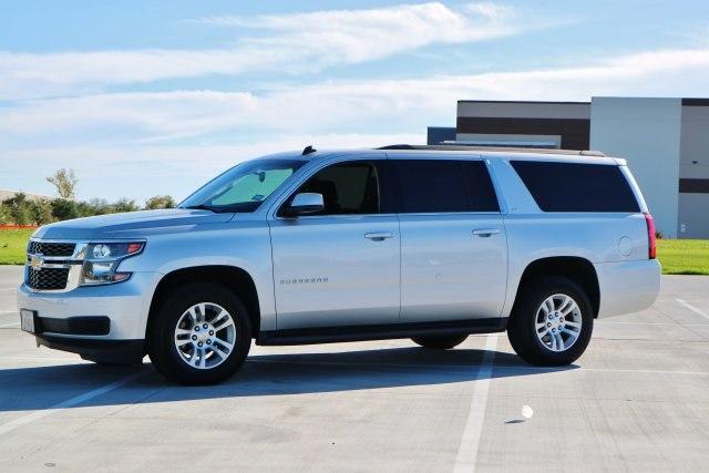 2015 Chevrolet Suburban LS SUV