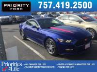Used 2016 Ford Mustang Coupe I-4 cyl For Sale at Priority