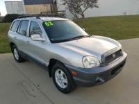 2003 Hyundai Santa Fe AWD GLS 4dr SUV