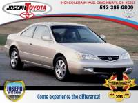 2002 Acura CL 3.2 Coupe Front-wheel Drive