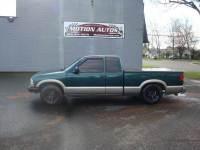1998 Chevrolet S-10 EXTENDED CAB 3-DOOR 2WD