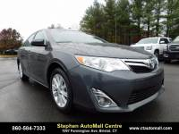 Certified Pre-Owned 2014 Toyota Camry XLE in Bristol, CT