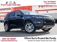 Pre-Owned 2016 Land Rover Discovery Sport HSE NAVI BLACK FRIDAY DEAL $41,473! 4x4 Sport Utility