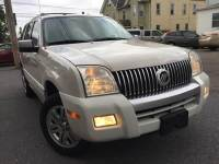 2008 Mercury Mountaineer AWD Premier 4dr SUV V8