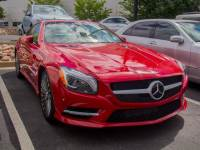 Certified Pre-Owned 2013 Mercedes-Benz SL 550 RWD COUP/RDST