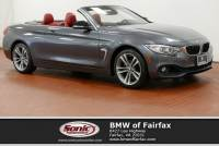 Certified Used 2014 BMW 428i xDrive Convertible in Fairfax, VA