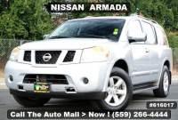 2008 Nissan Armada 4x2 SE 4dr SUV