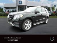 Pre-Owned 2017 Mercedes-Benz GLE 350 SUV RWD Sport Utility