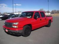 2007 Chevrolet Silverado 1500 Classic LS2 4dr Crew Cab 5.8 ft. SB