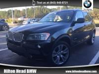 2014 BMW X3 xDrive35i xDrive35i SAV All-wheel Drive