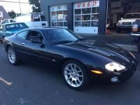 2002 JaguarXK8 2dr Cpe XKR