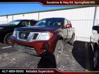 2016 Nissan Frontier PRO Truck 4WD For Sale in Springfield Missouri