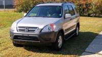 2002 Honda CR-V AWD EX 4dr SUV