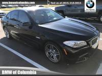 2012 BMW 5 Series 535i Sedan Rear-wheel Drive