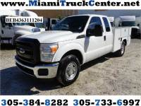 2011 Ford F-250 XL Extended Cab Service Body Utility Truck