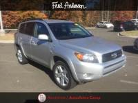 Pre-Owned 2007 Toyota RAV4 Sport SUV For Sale | Raleigh NC