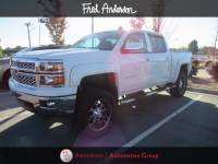 Pre-Owned 2015 Chevrolet Silverado 1500 LT Truck Crew Cab For Sale | Raleigh NC