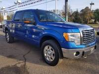 2011 Ford F-150 4x4 XLT 4dr SuperCrew Styleside 5.5 ft. SB