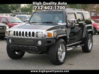 2006 HUMMER H3 LUXURY LEATHER+NAVI+REAR CAM