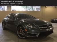 2012 Mercedes-Benz CLS63 in Pittsburgh
