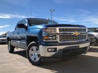 Used 2015 Chevrolet Silverado 1500 4X4 5.3L ONE OWNER LOW MILES EXCELLENT CONDITION in Ardmore, OK