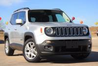 Used 2017 Jeep Renegade ONE OWNER ONLY 18k LATITUDE FACTORY WARRANTY in Ardmore, OK