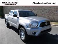 Pre-Owned 2015 Toyota Tacoma 2WD Double Cab V6 AT PreRunner RWD Crew Cab Pickup