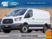 Certified Pre-Owned 2017 Ford Transit-150 T-150 LR 130' w/60/40 Pass-Side Cargo-Doors RWD Cargo Van