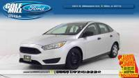 Certified Pre-Owned 2016 Ford Focus S FWD Sedan