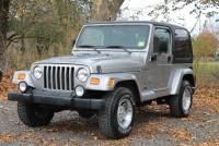 2001 Jeep Wrangler 60th Anniversary edition Sport