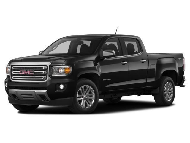 Used 2015 GMC Canyon 4WD SLT 4WD Crew Cab 140.5 SLT Truck Crew Cab in Charlotte