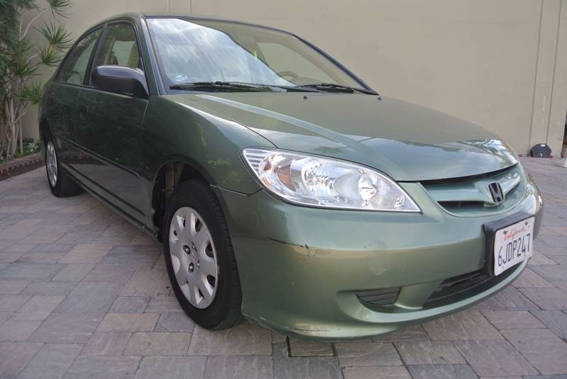 2004 Honda Civic Value Package 4dr Sedan