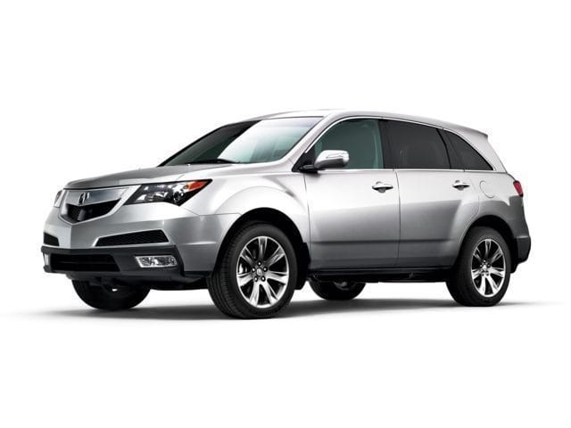 Used 2012 Acura MDX Advance Pkg AWD 4dr SUV All-wheel Drive in Nashville