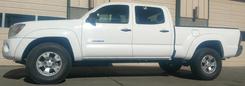 2009 Toyota Tacoma 4x4 V6 4dr Double Cab 6.1 ft. SB 5A