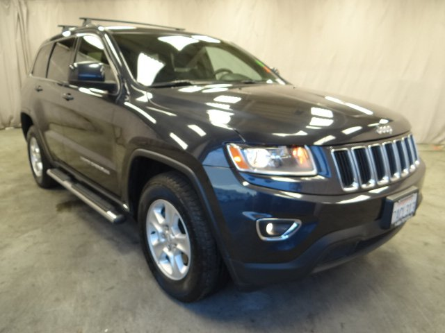 Photo Used 2014 Jeep Grand Cherokee Laredo 4x4 For Sale in Sunnyvale, CA