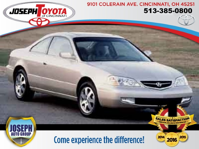 Photo 2002 Acura CL 3.2 Coupe Front-wheel Drive