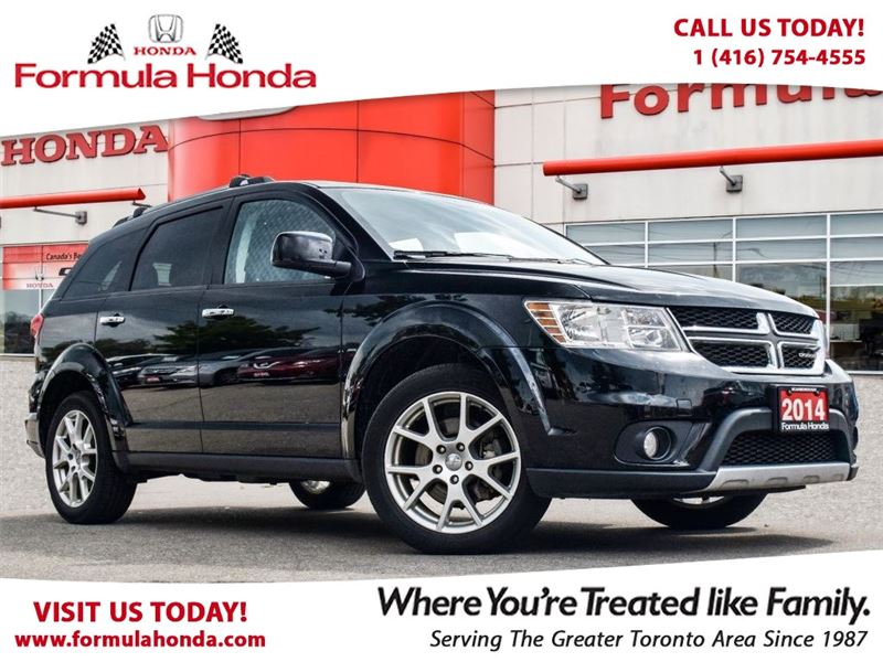Photo Pre-Owned 2016 Dodge Journey RT PRISTINE BLACK FRIDAY WEEK DEALS AWD