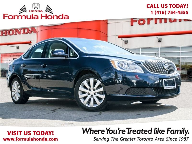 Photo Pre-Owned 2016 Buick Verano BLUETOOTH BLACK FRIDAY WEEK DEALS FWD Car