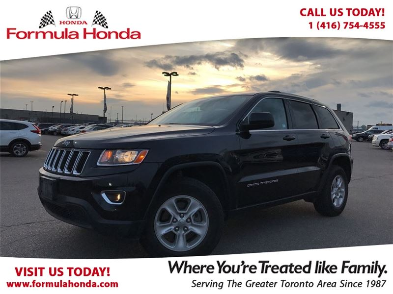 Photo Pre-Owned 2016 Jeep Grand Cherokee BLACK FRIDAY WEEK DEALS - ONLY 25,970 4x4 Sport Utility